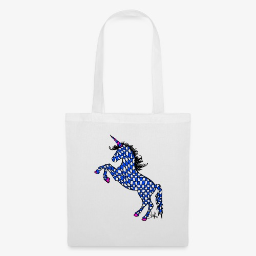 Bavarian Unicorn - Stoffbeutel