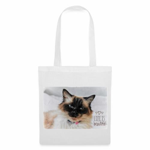 Life is beautiful - Tote Bag