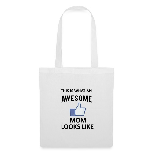 Awesome Mom - Stoffbeutel