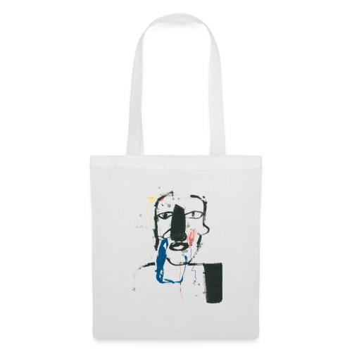 Portrait 06 - Tote Bag