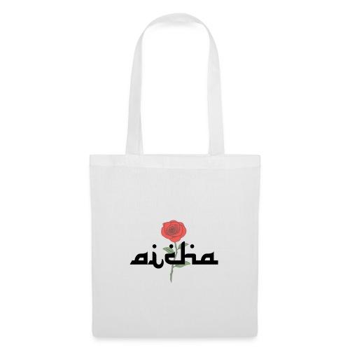 Aicha With Rose - Tas van stof