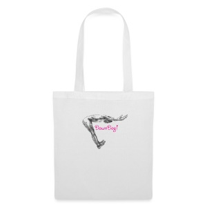 Down Dog Yoga - Tote Bag