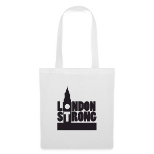 London Strong III - Tote Bag