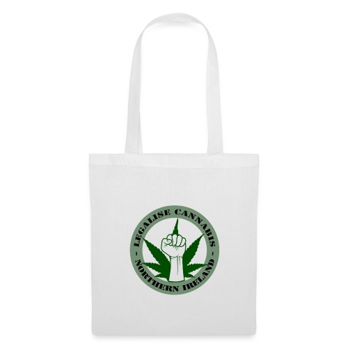 Legalise Cannabis - Northern Ireland - Tote Bag