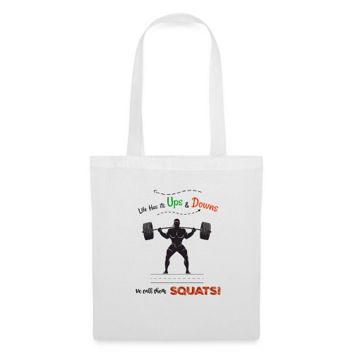 Do You Even Squat? - Tote Bag
