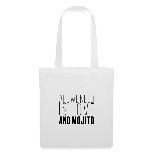 Love and Mojito - Tote Bag