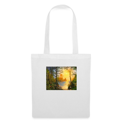 Temple of light - Tote Bag