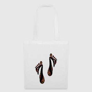 feet - Tote Bag