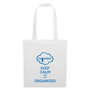 Keep calm and stay ORGanized - Tote Bag