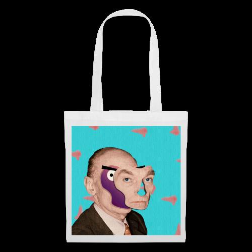 Surrealism Mask - Borsa di stoffa