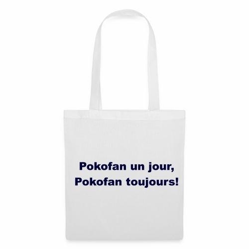 Pokofan - Tote Bag