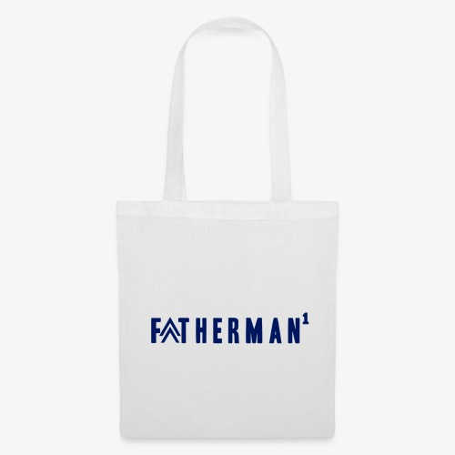 father's day t-shirt - fatherman1 - Tote Bag