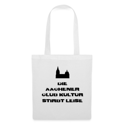 Aachener Club Kultur - Stoffbeutel
