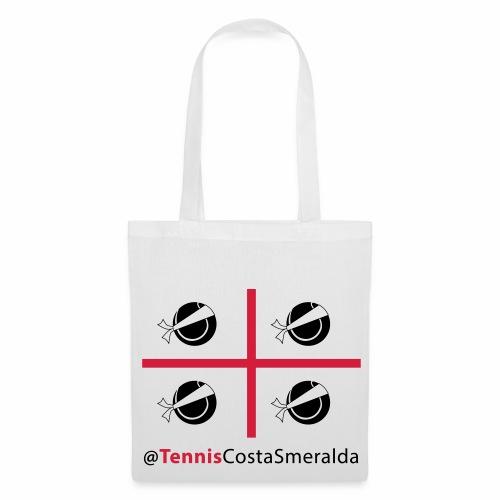 Tennis Sardegna Costa Smeralda - Borsa di stoffa