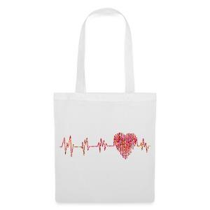Electrocardiogram - Tote Bag