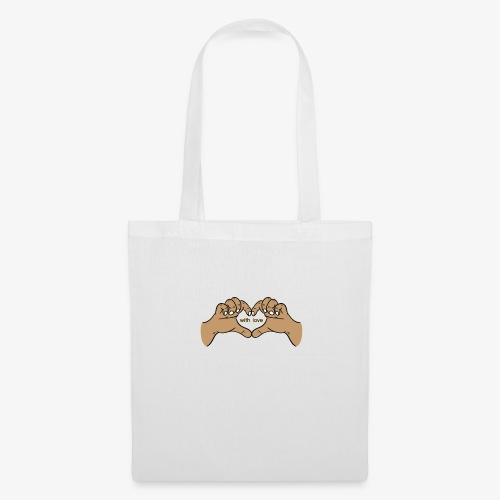 With Love - Tote Bag