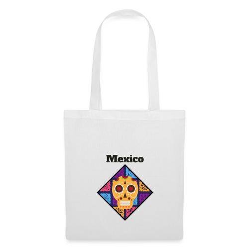 Mexico Calavera - Bolsa de tela