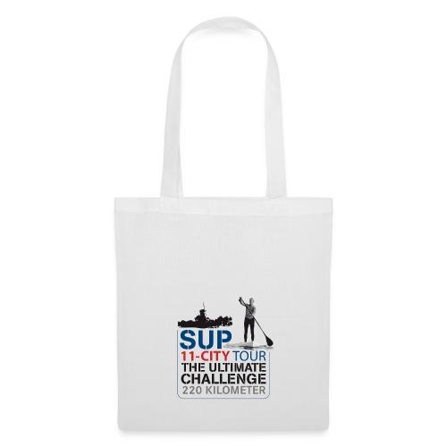 SUP11 City Tour Logo Shirt - Tote Bag