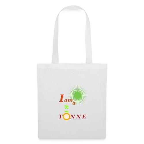 I a am Biotonne - Stoffbeutel