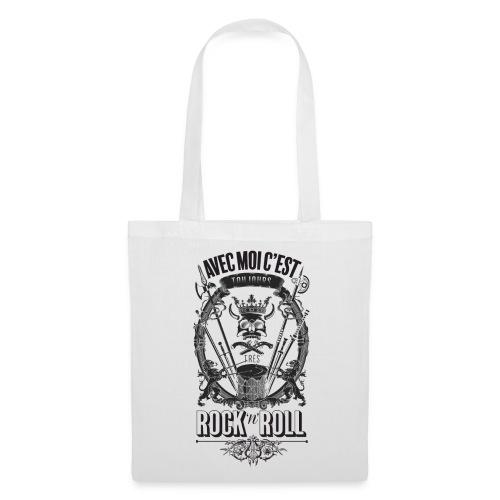 Rock'n'roll - Tote Bag