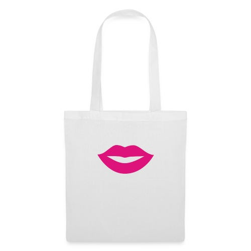 2000px-Lips_Silhouette-svg-png - Tote Bag