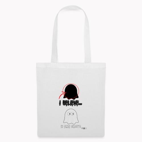 Lokey Reviews Official Spooky Ass Sunday Design - Tote Bag
