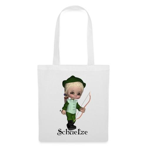 schuetze1 - Stoffbeutel