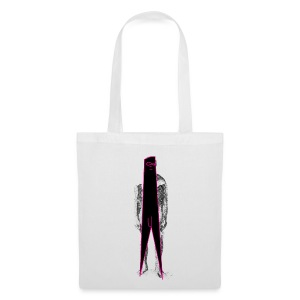 Figure Censor Mask - Tote Bag