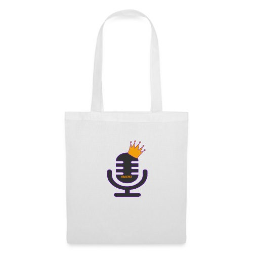 kingcast_logo - Tote Bag