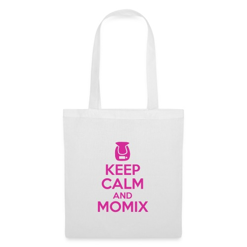 Keep Calm and Momix Rose - Tote Bag