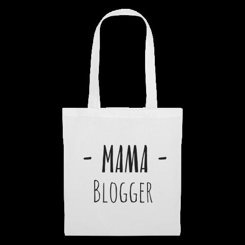 Mama Blogger- Shirt - Stoffbeutel