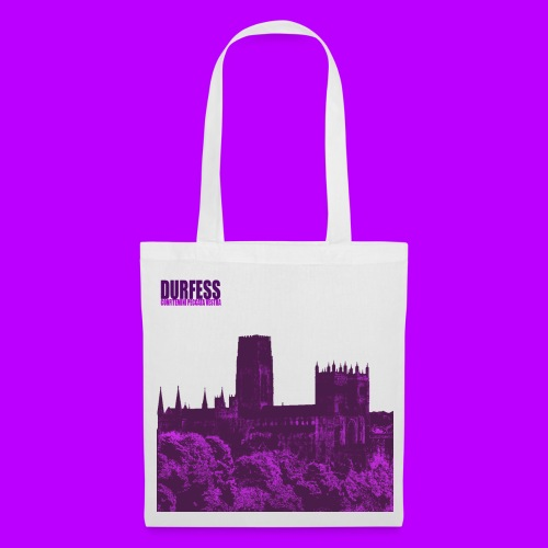 Square Durfess Logo - Cathedral Only - Tote Bag