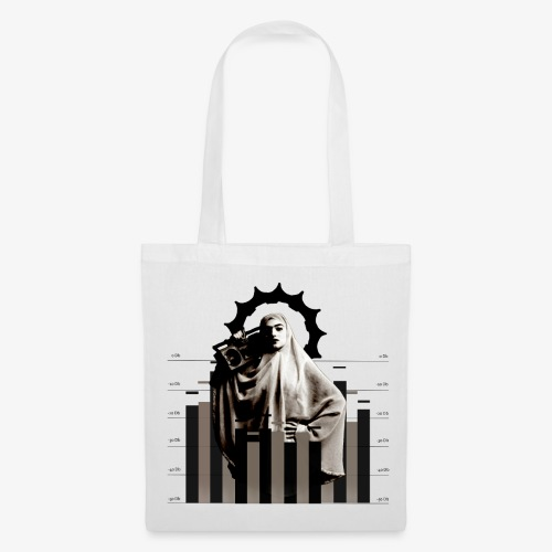 Sound System - Tote Bag