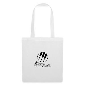 Le piano roulant. - Tote Bag