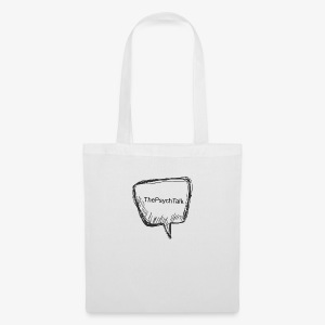 The Psych Talk - Speech Bubble - Tote Bag