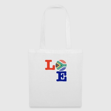 SOUTH AFRICA HEART - Tote Bag