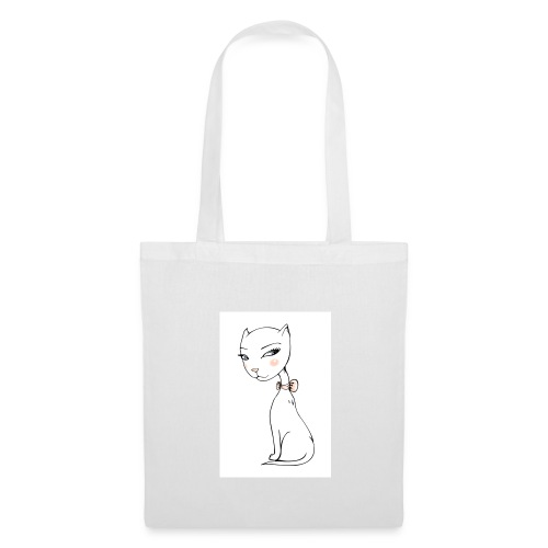 Beautiful Cat - Tote Bag