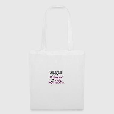 Independent sales representative - Tote Bag