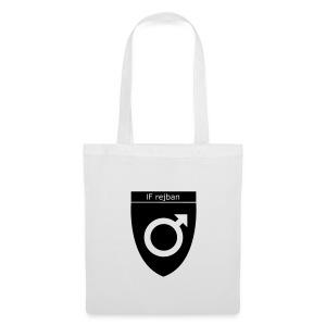 IF rejban logotyp - Tygväska