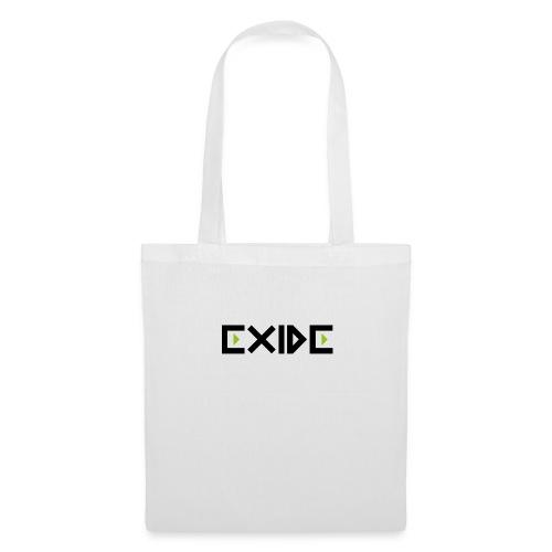 Logo Exide - Stoffbeutel