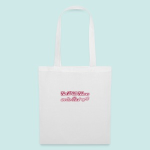 Girls with Glasses Best - Red - Tote Bag