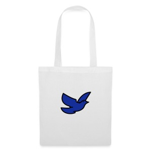blue bird - Tote Bag