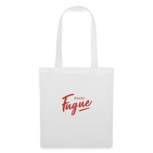 Radio Fugue Red - Tote Bag