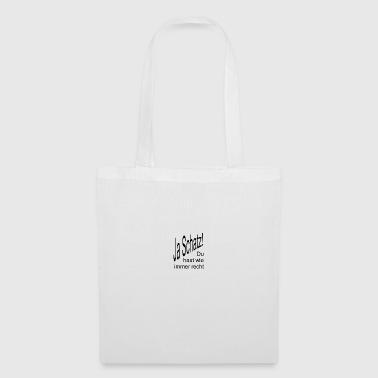 Yes sweetheart - Tote Bag