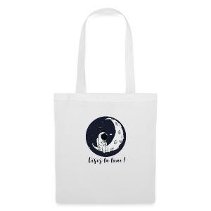 Visez la lune ! - Tote Bag