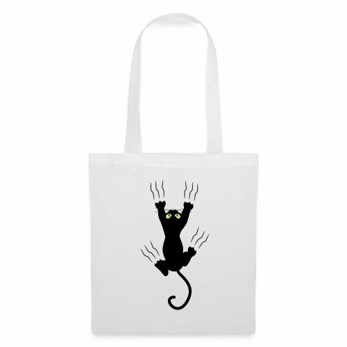 Katze - Stoffbeutel