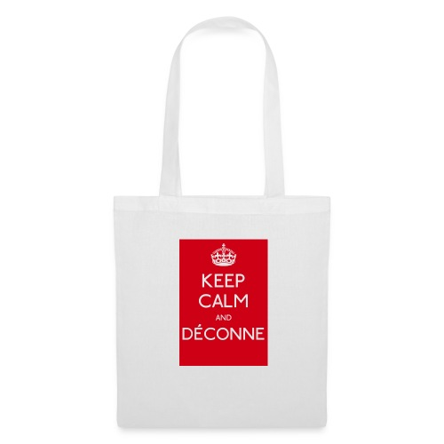 KEEP CALM - Tote Bag