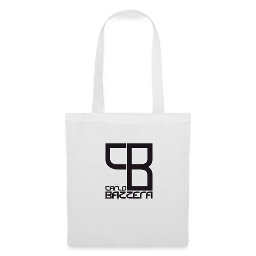 Carlo Bazzera Black on White - Tote Bag