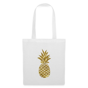 pineapple gold - Tote Bag