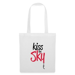 Kiss the Sky - Stoffbeutel